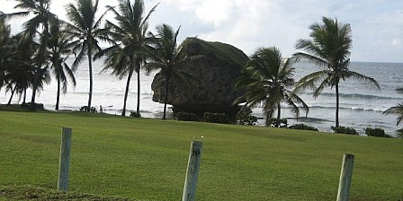 Mushroom Rock, Barbados