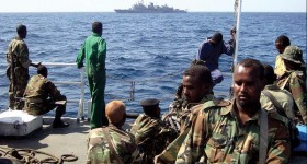 piracy out of Somalia