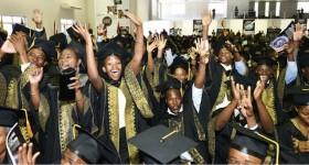 Limkokwing University (Botswana) 2014 Graduation